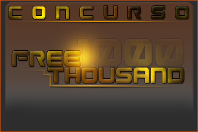 Concurso Free Thousand by TodoPhotoshopArt
