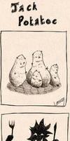 The very little story of Jack Potatoe