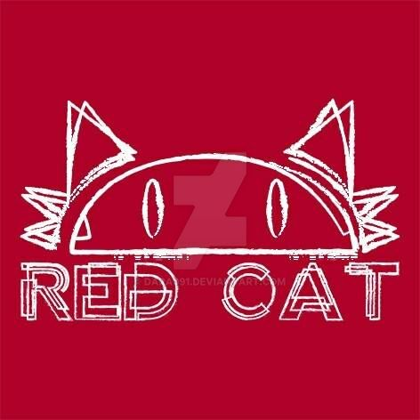 Red Cat Logo by Dara091
