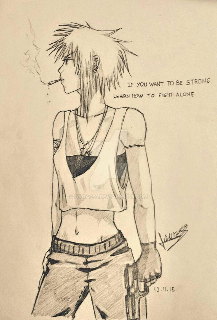 sketch #? by Dara091