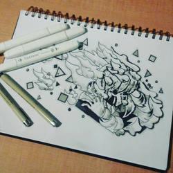 Inktober #4