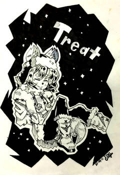 [REPOST] Treat - Lonely Wolf Treat