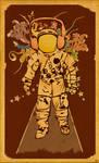Vintage Spaceman - part 3