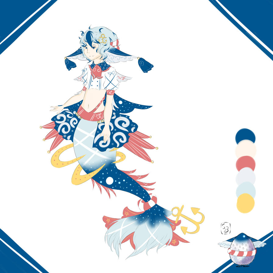 :: Mystery Adopt Revealed 7/7 :: For Niviee by Candy-Witch