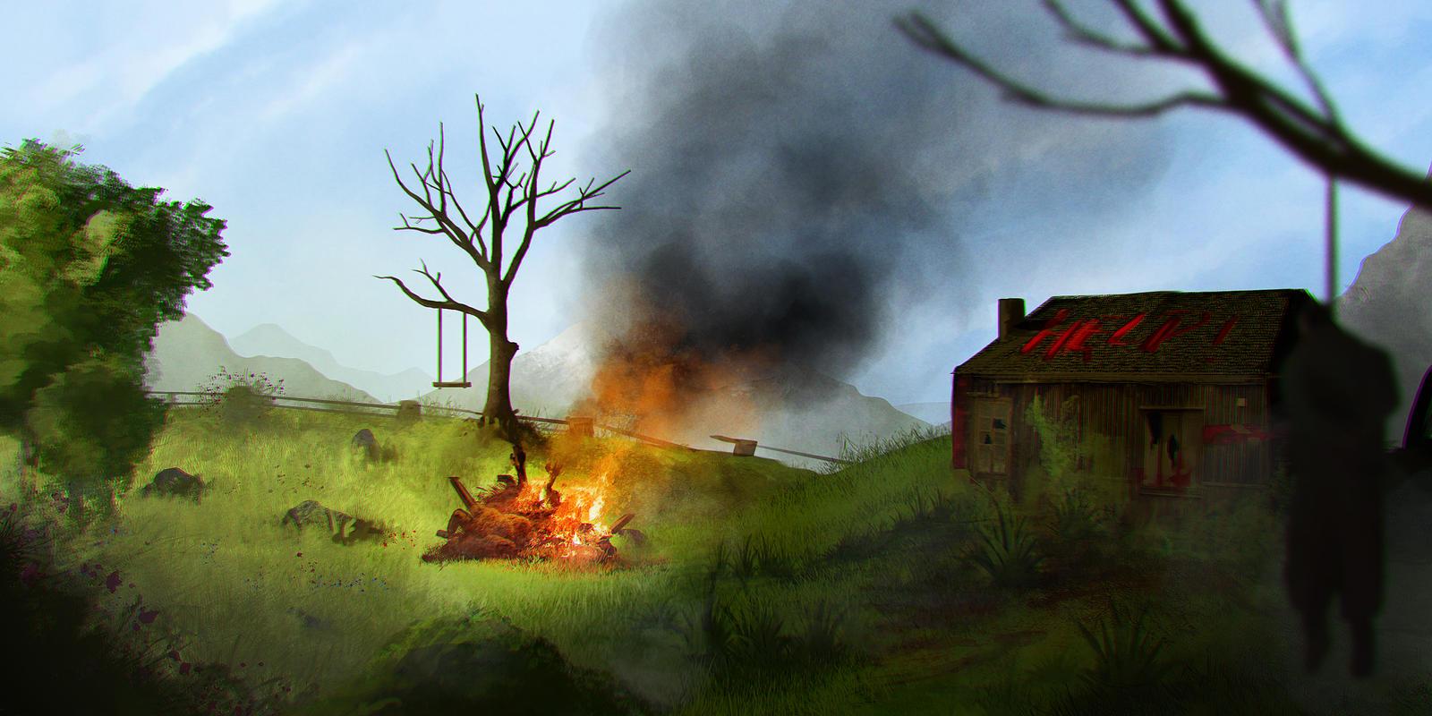 The Apocalypse by xpsam