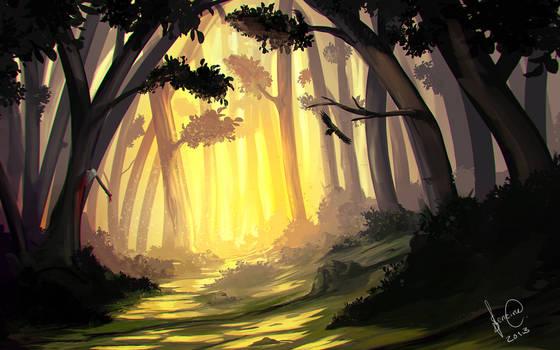 Forest Speedy