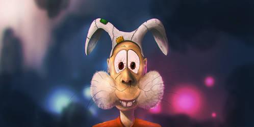 Here, bunny, bunny