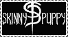 Skinny Puppy Stamp by L0NE-W0lf