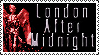 London After Midnight Stamp by Postmorteum