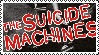 The Suicide Machines Stamp by Postmorteum