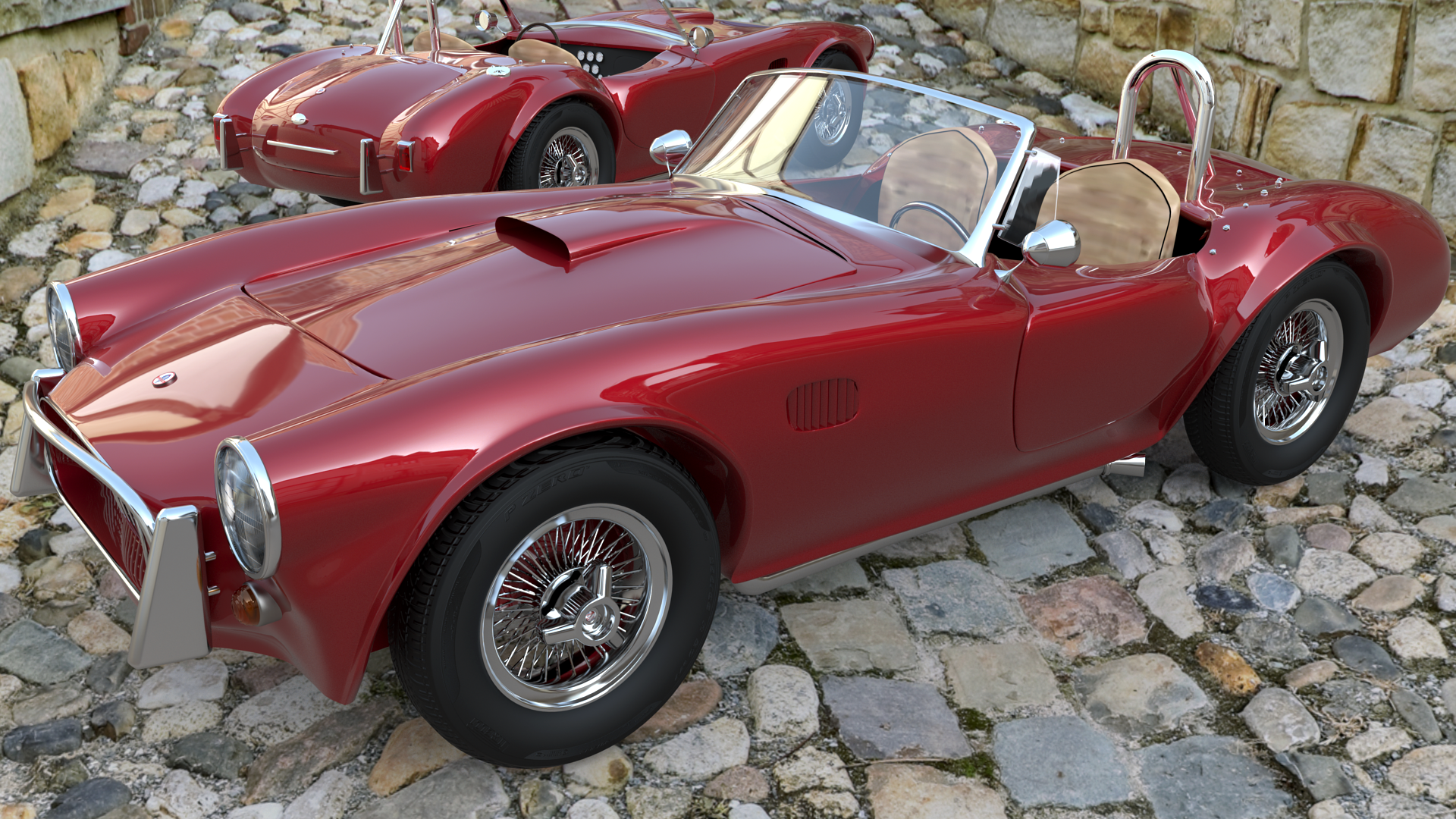 Buy Ac Cobra Car