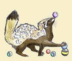 The Not Marbled Polecat by CaptainDrizzle