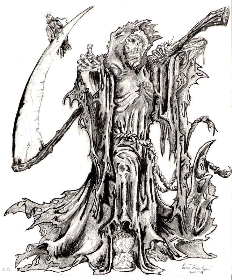 Grim Reaper by drgn-skull05 on DeviantArt