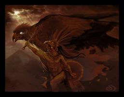 Warrior_1 by drgn-skull05
