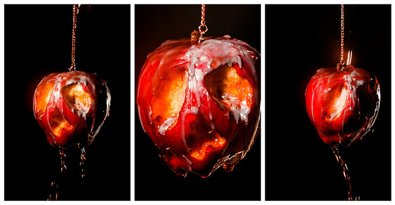 Poison Apple by VelvetRedBullet