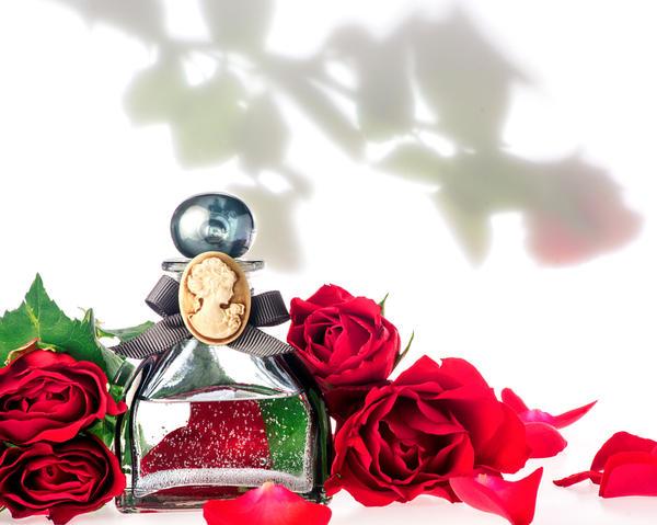 Perfume Pink by VelvetRedBullet
