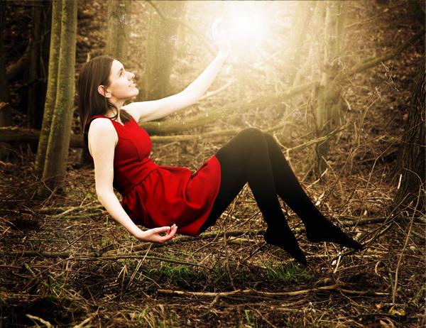 Finding the Light by VelvetRedBullet