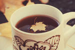 44/52 Autumn Leaf Tea by VelvetRedBullet