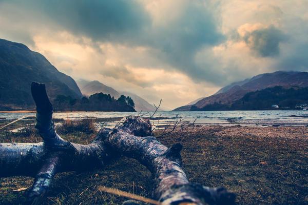 52/52 Loch Shiel by VelvetRedBullet