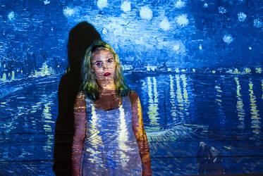 Starry Night by VelvetRedBullet