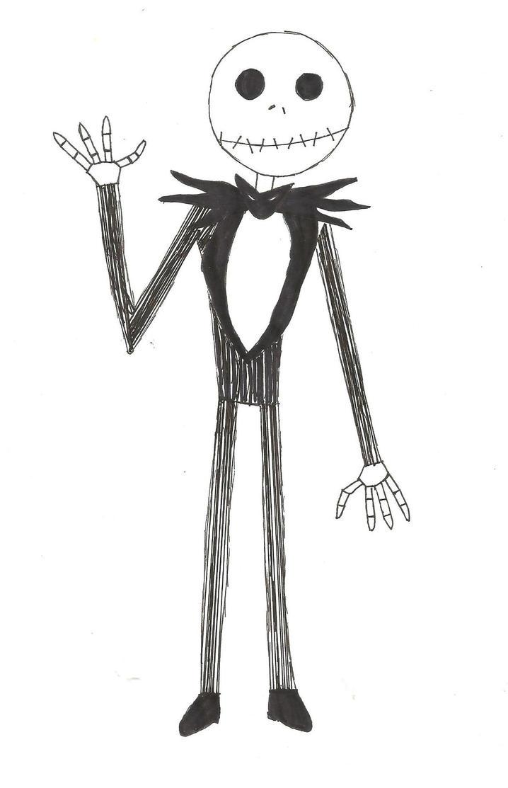 Painel Para Tv No Ático By Jack Móbiles: Jack Skeleton By Gatty8 On DeviantArt