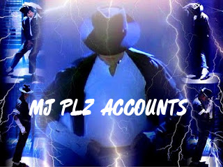 Michael Jackson PLZ accounts by QueenOfCelebrities94