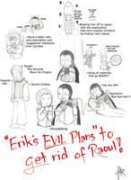 Erik's EVIL Plans by RRe