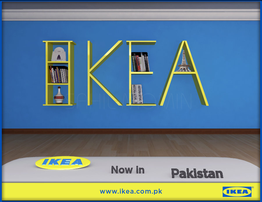 Ikea poster by sahilmomin5 on deviantart for Poster ikea