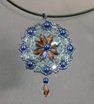 Blue Mandellia by jardan