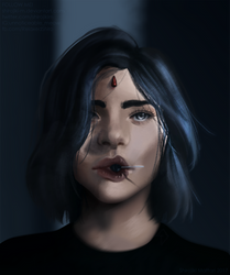 Rachel Raven Roth by Shirojiki-M