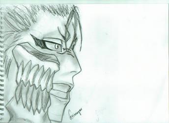 Grimmjow Jaegerjaquez by Nia007
