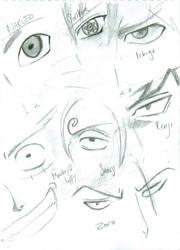 Shonen Eyes by Nia007