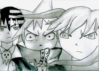 soul eater meisters by Nia007
