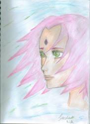 Sakura Watercolour by Nia007