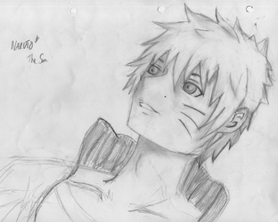 Naruto Sun by Nia007