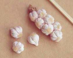 Garlic miniature by BadgersBakery