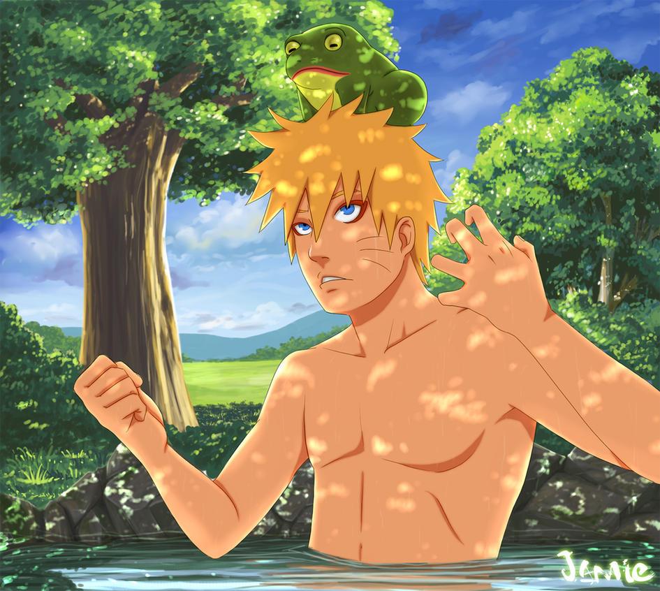 Naruto - Fresh time by GaaraJamiE88