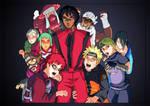 Thriller - Naruto
