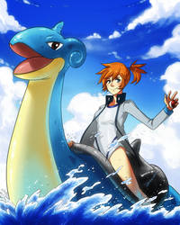 Misty Pokemon