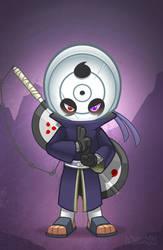 Obito Uchiha by mljarmin