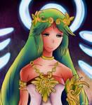 Palutena the Goddess of Light