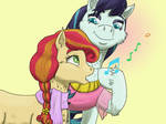 FutureHooves: Trained by a Countess
