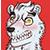 EF Icon: Wilbur shocked blush
