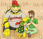 Bowuigi - Two Dads' to Celebrate by Azurllinate