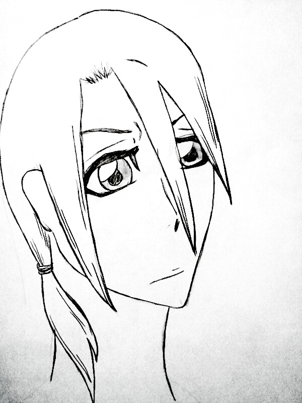 Bleach Male Oc by MoonLightSadness10