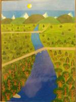 Pristine River by Jovial-Developer
