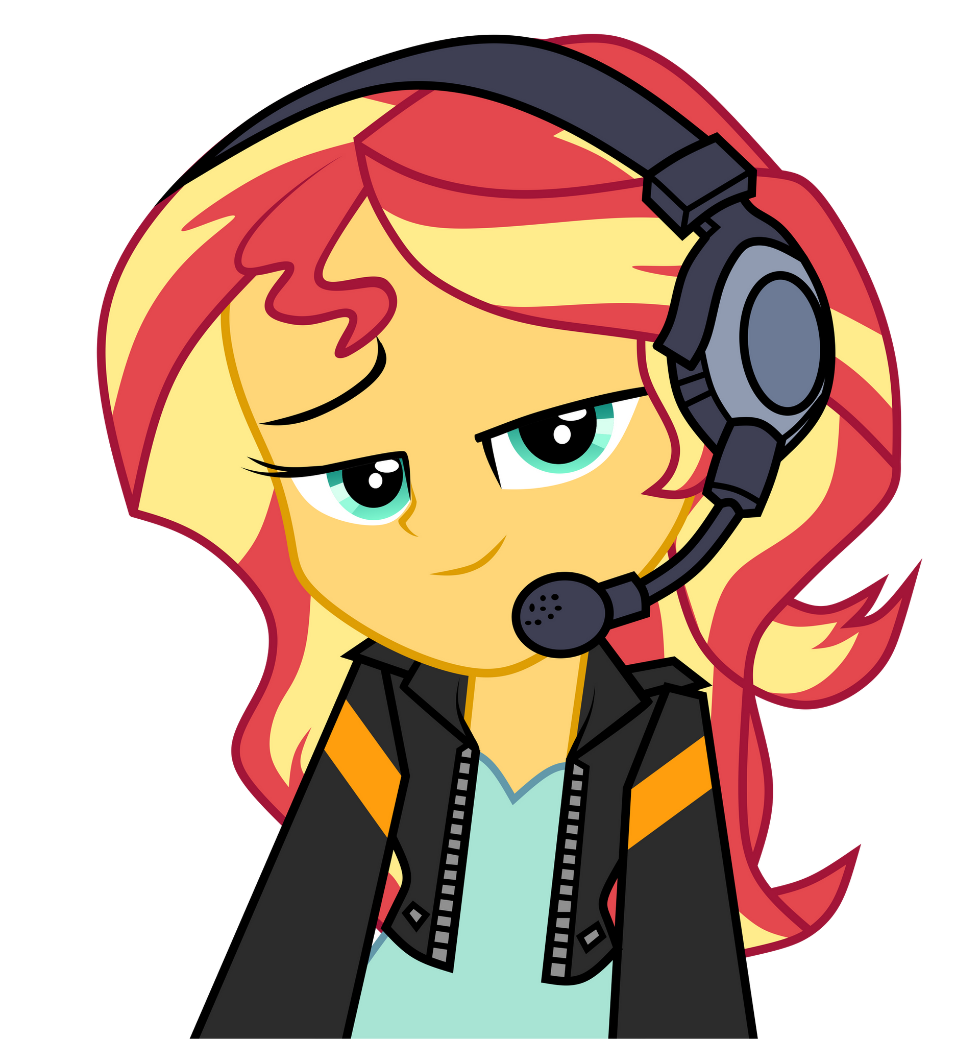 sunset_shimmer_gamer_1_by_fathulexe_dd5j