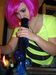 Colleen and the Bong