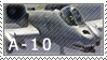 A-10 Stamp by pauldy