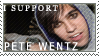 Pete Wentz STAMP 8D by winter-laments